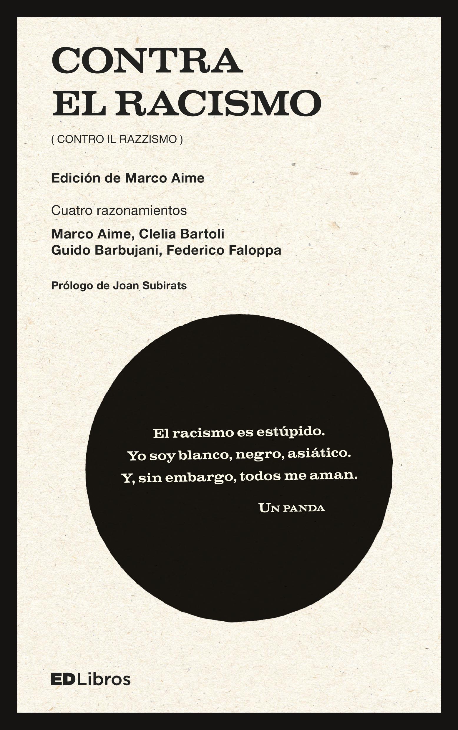 Contra el racismo 132X210 (O).indd