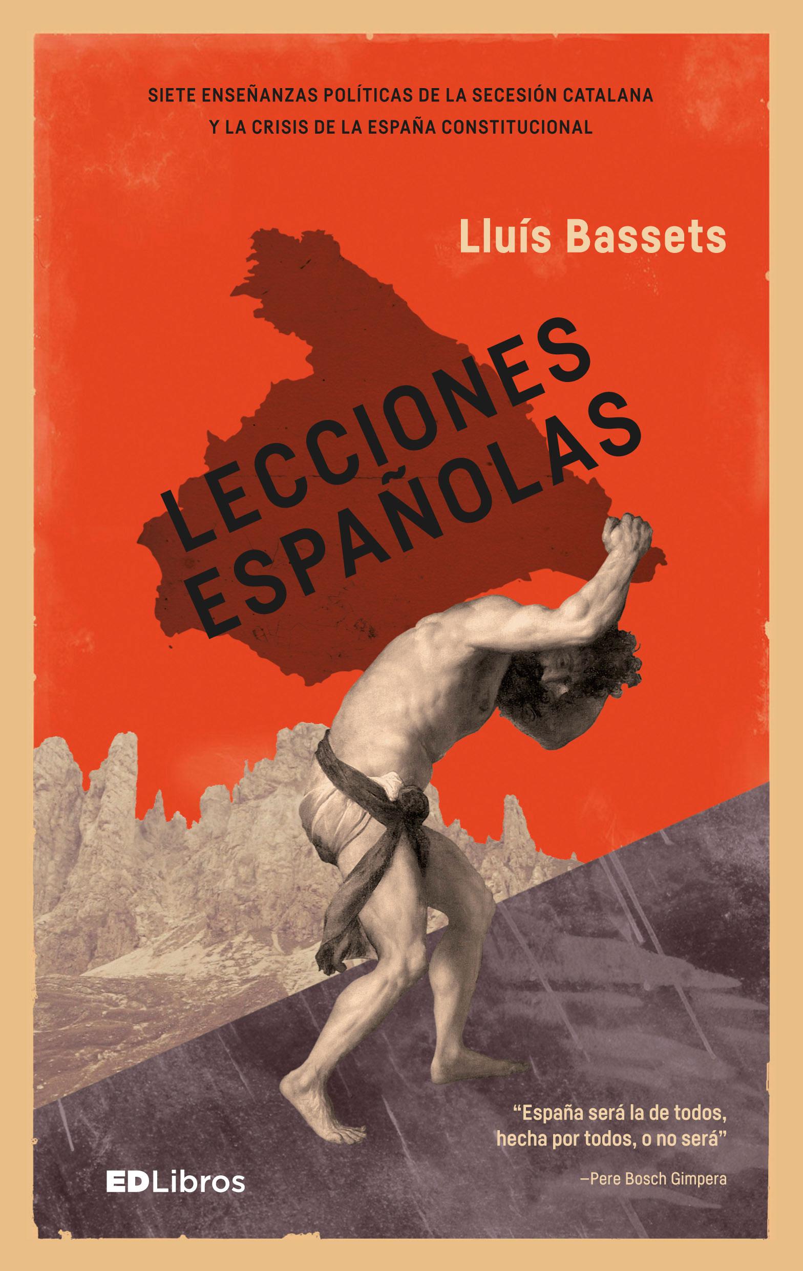 Descarga la portada de 'Lecciones españolas'