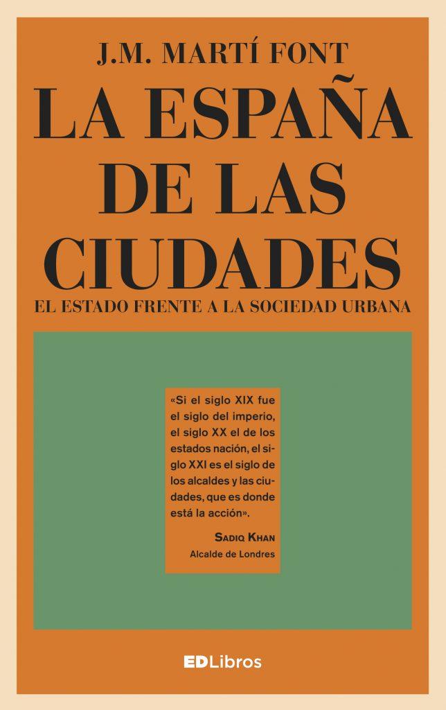 La España de las ciudades