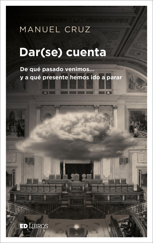 Libros Dar(se) cuenta de Manuel Cruz