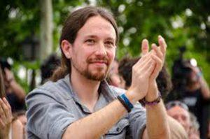Pablo Iglesias, un símbolo de la nueva política de izquierdas