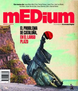 Portada de mEDium #7