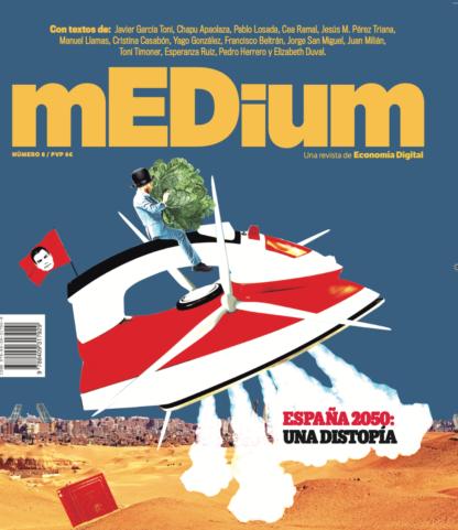 España 2050: una distopía